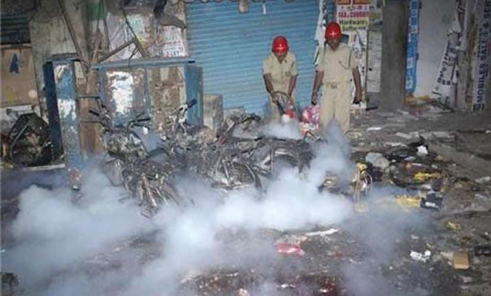 hyderabad blasts charges to be framed against im men today
