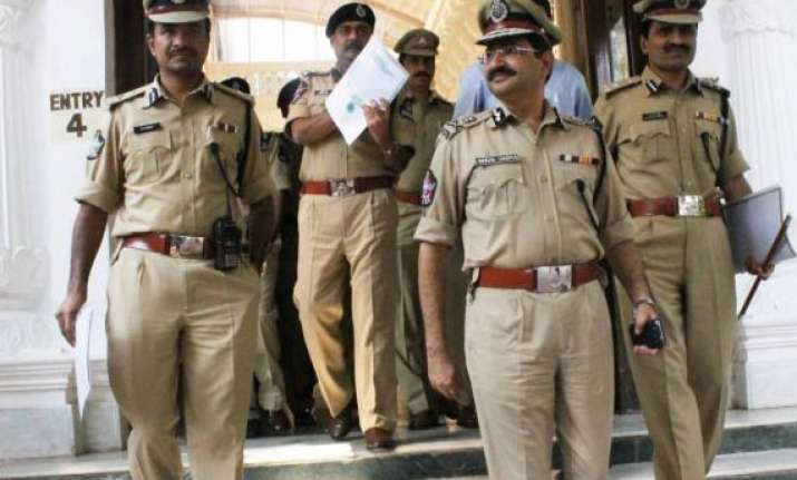 hyderabad police clamps prohibitory orders against meetings