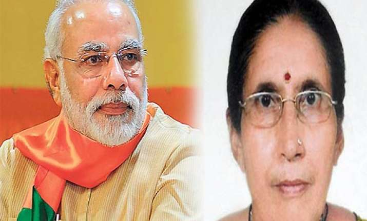 i am extremely happy modi accepted me as wife jashodaben