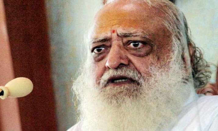 rape charge asaram bapu says he regards the complainant