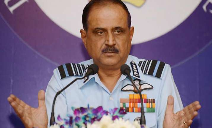 iaf chief browne says all air bases are protected from