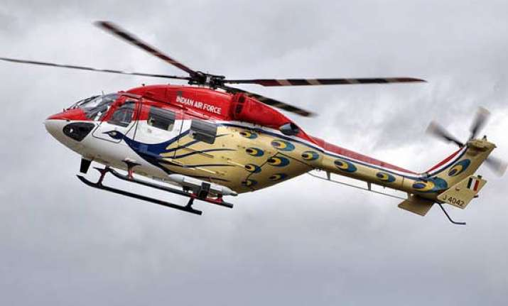 7 iaf personnel killed in chopper crash in up