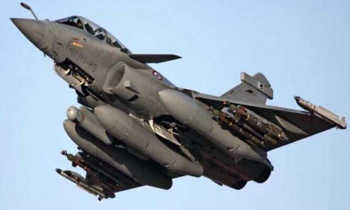 iaf plans early induction of rafale combat jet