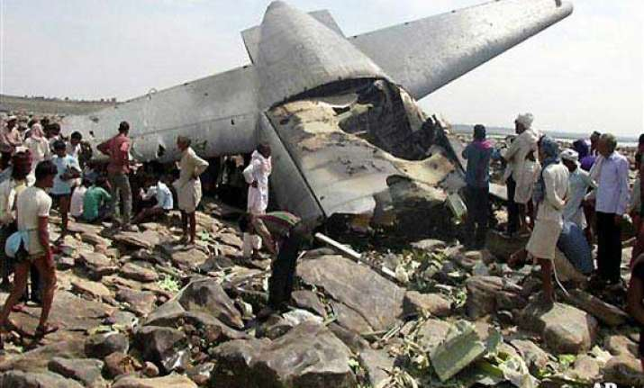 iaf rules out counterfeit chinese parts led to plane crash