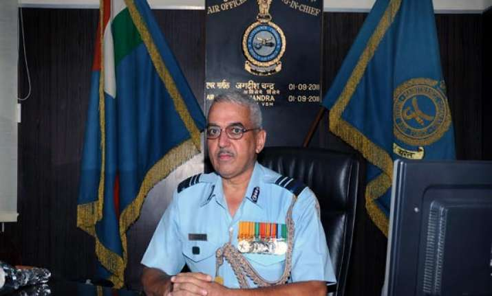 iaf should keep abreast with changing technology air marshal