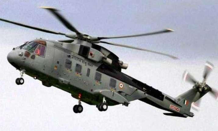 iaf to continue training pilots on agustawestland choppers