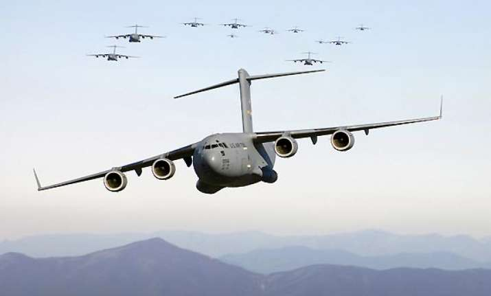 iaf to induct c 17 heavy lift transport aircraft on sept 2