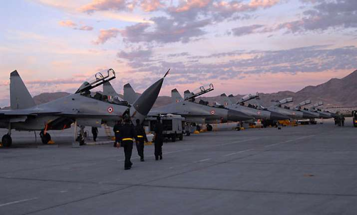 iaf may deploy additional sukhoi squadron at chabua base in