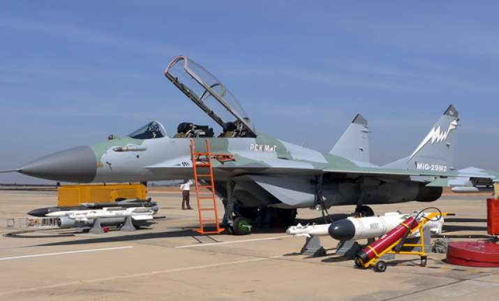 iaf gives out details of its forward posts in tender
