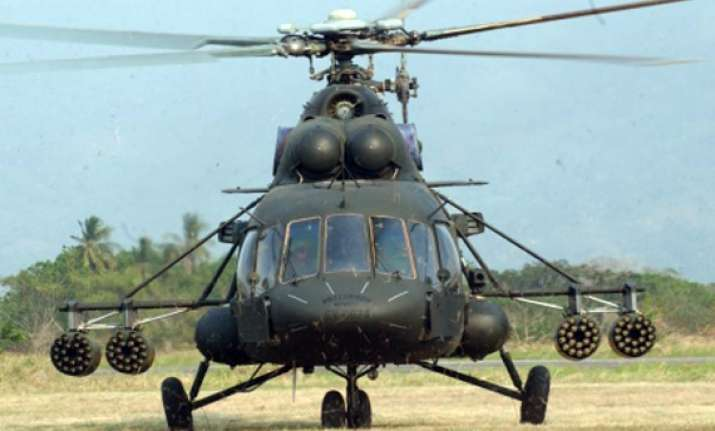 iaf to induct latest russian armed helicopters