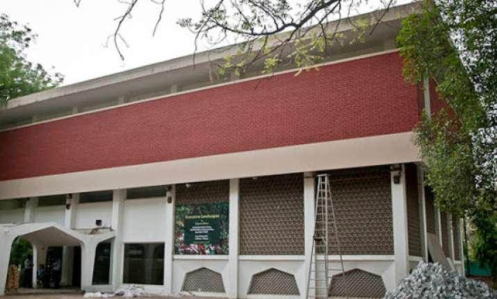 ias officer kalyan chakravarty appointed lalit kala akademi