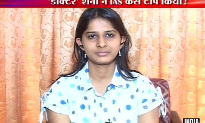 ias topper shena agrawal says a r rahman s music is her