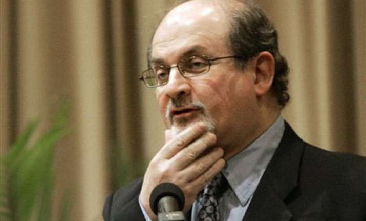 ib shared info on threat to rushdie s life says rajasthan