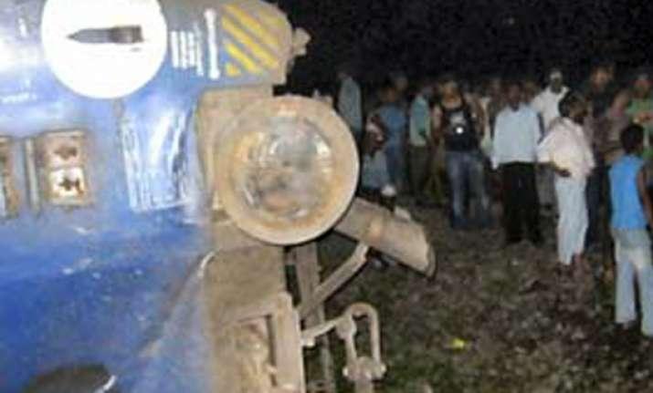 ied blast caused assam derailment