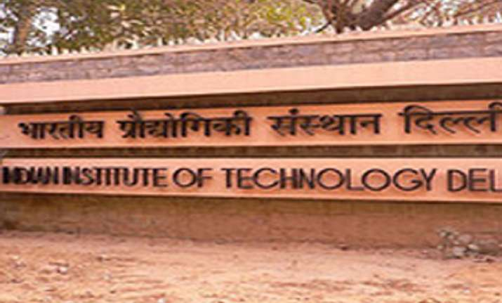 iit delhi too decides to hold own entrance