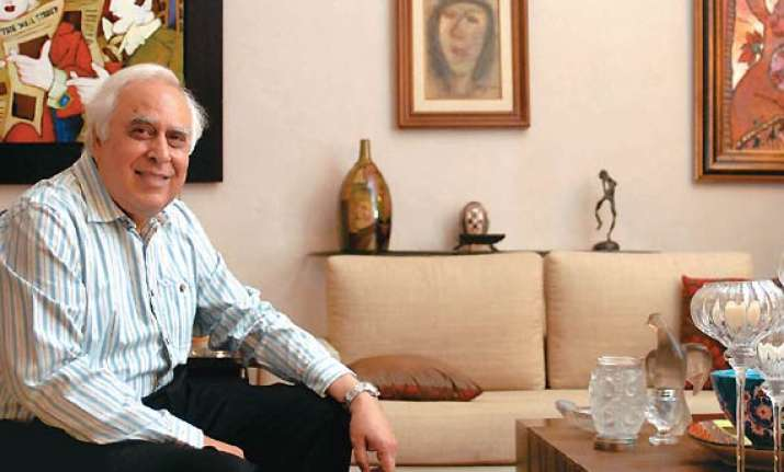 iit iim faculties are world class says sibal