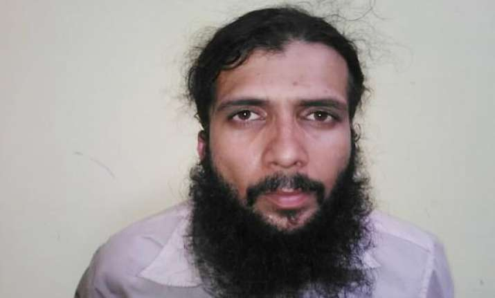 bhatkal brought to delhi remanded to 12 days nia custody
