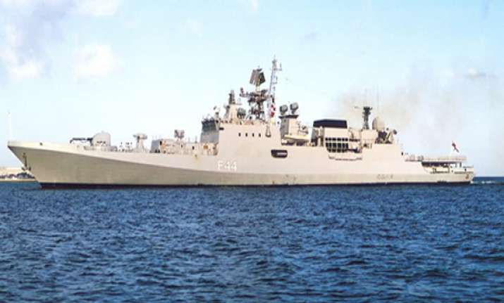 ins trikand commissioned into indian navy