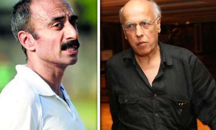 ips officer sanjiv bhatt is a real hero says mahesh bhatt