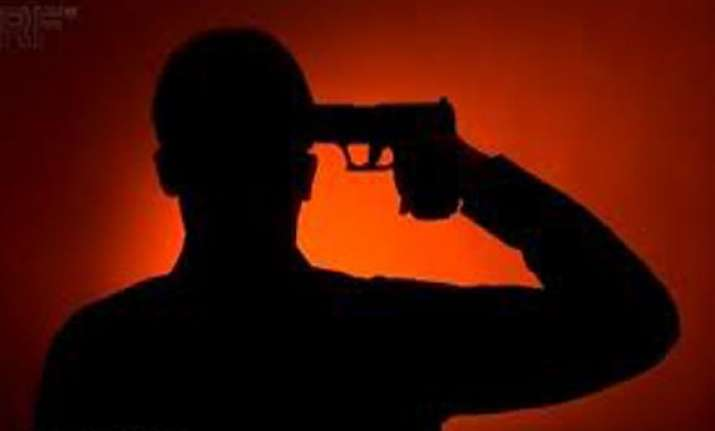 irb jawan commits suicide in manipur