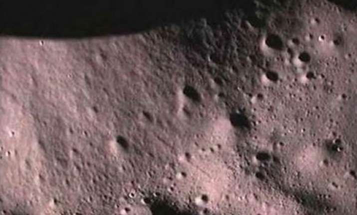 isro finds safe cave on moon can be used as human outpost