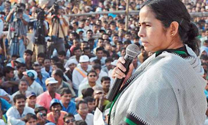 i am not scared of anyone says mamata in junglemahal