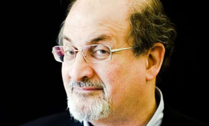 i don t need visa to visit india says salman rushdie
