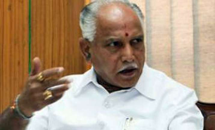 i don t want to become super cm says yeddyurappa