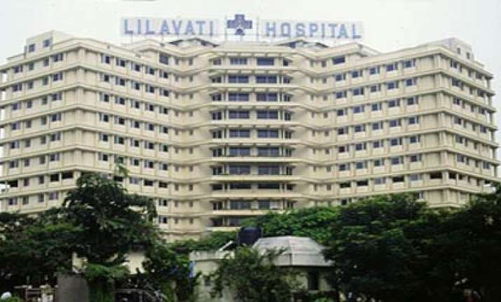 i t searches at lilavati hospital