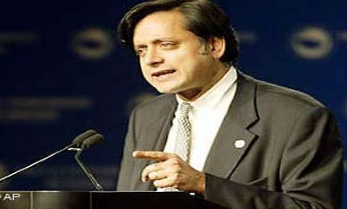 i was officially formally legally paid says tharoor