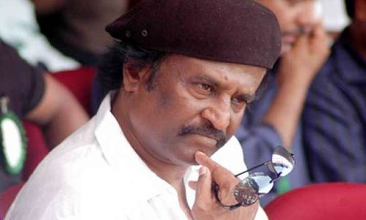 i will be back soon rajinikanth tells fans