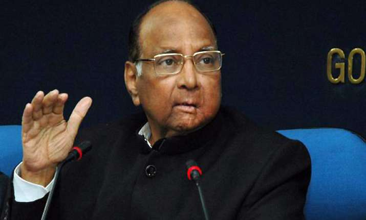 i will not contest ls polls any more says sharad pawar