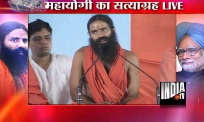 i will not sit back if i am attacked warns ramdev