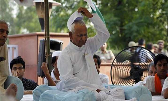 if nothing happens till june 30 we will see then says hazare