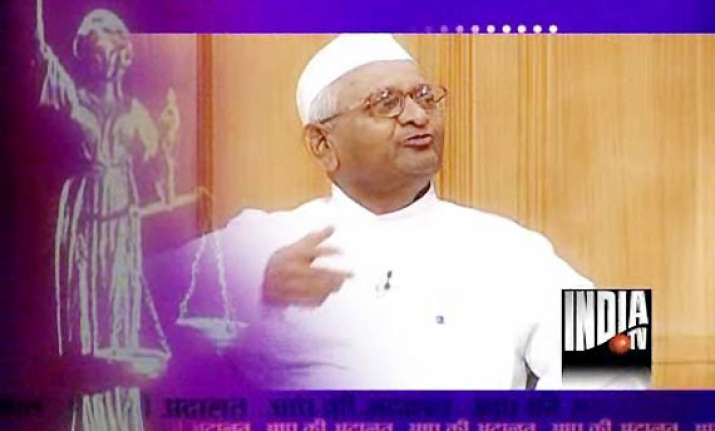 if they stop us we will go to jail hazare tells rajat