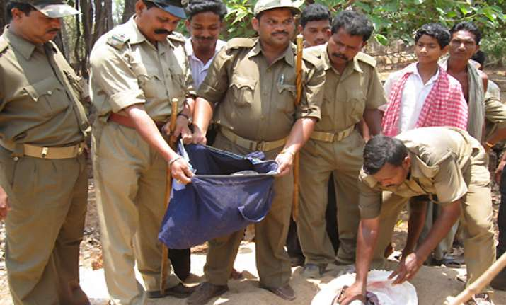 illegal liquor bottling unit busted in odisha s kalahandi