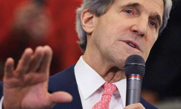 implement indo us nuclear deal soon says kerry