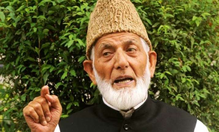 implement islamic system across the world says hurriyat