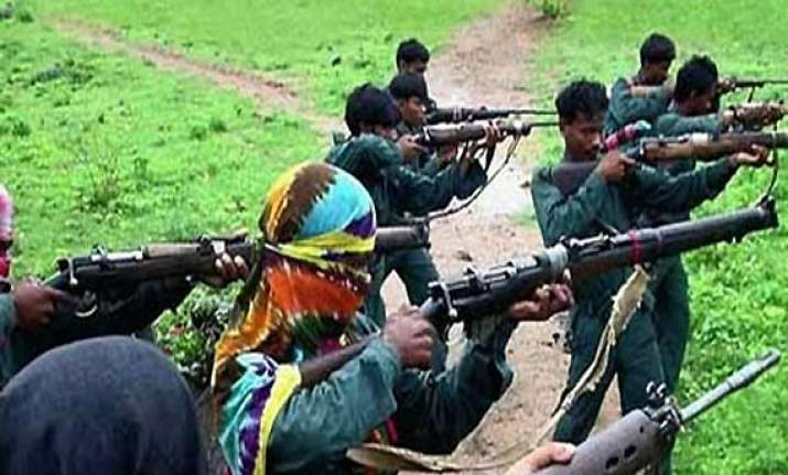 in a first maoists smsing for poll boycott