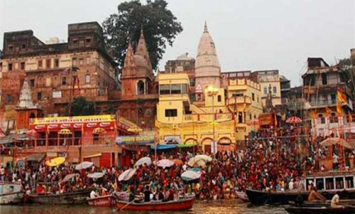 in the city of kashi for moksha
