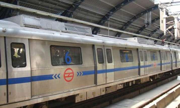 in principle nod to extend kalindi kunj metro line