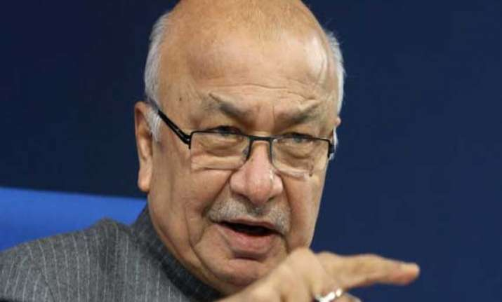 incidents of maoist violence down shinde