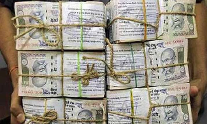 income tax department detects black money worth rs.1 lakh