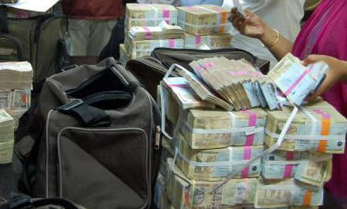 money seized from rs candidate s brother ec halts vote count