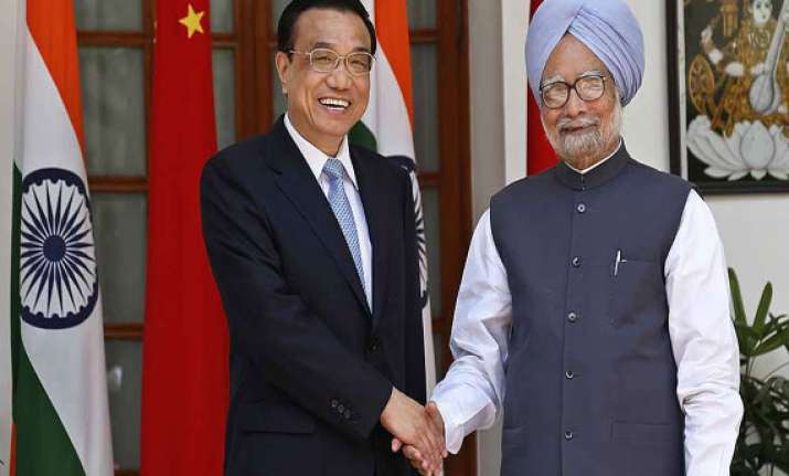 india china agree to end border row
