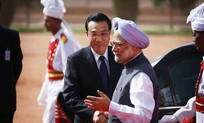 india china consensus big stride forward li