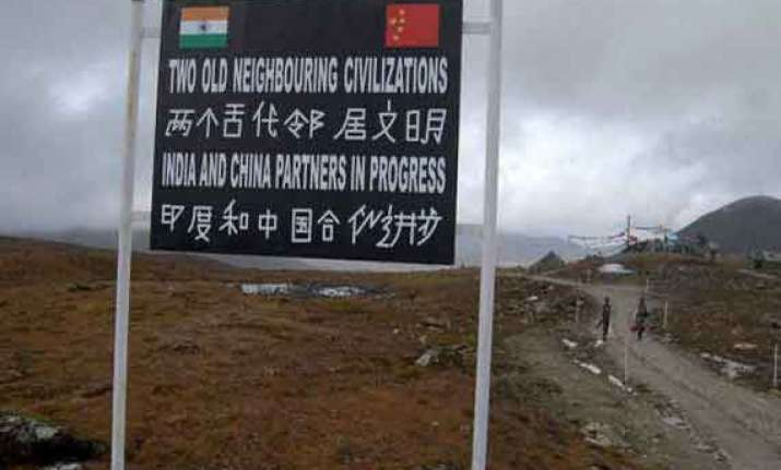 india china discuss measures for border peace
