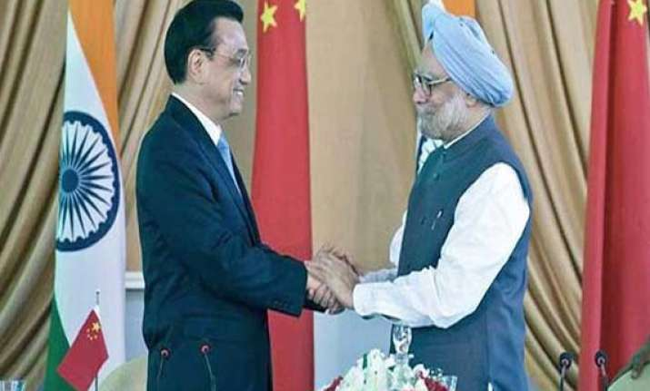 india china vow to resolve border row boost ties