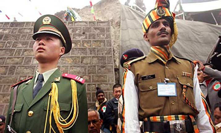 india chinese troops exchange beer rasgullas after face off