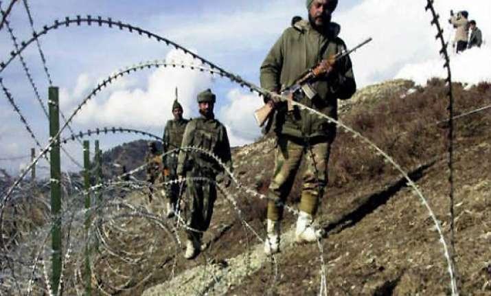 india pakistan dgmos speak on hotline over loc firings